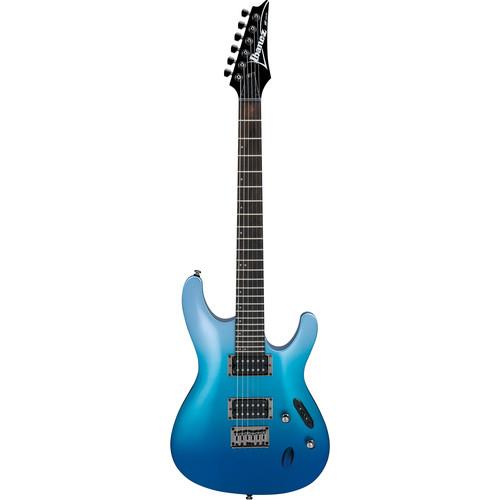 Ibanez S Series S521 Electric Guitar (Ocean Fade Metallic)