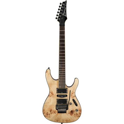 Ibanez S Series S770PB Electric Guitar (Natural Flat)