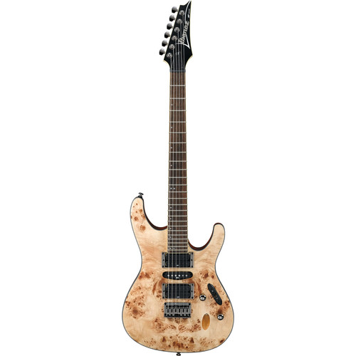 Ibanez S Series S771PB Electric Guitar (Natural Flat)