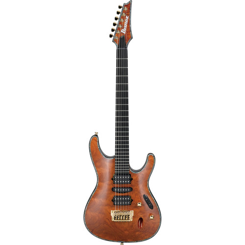 Ibanez Iron Label S Series SIX70FDBG Electric Guitar (Natural)