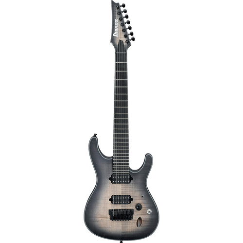 Ibanez SIX7FDFM S Series 7-String Electric Guitar (Dark Space Burst)