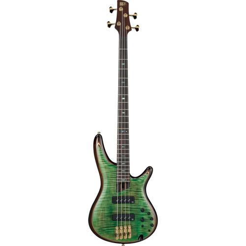 Ibanez SR Premium Series - SR1400E - Electric Bass (Mojito Lime Green)