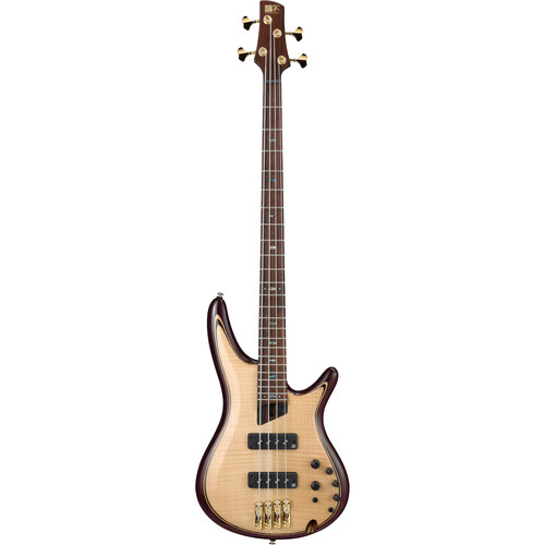 Ibanez SR Premium Series - SR1400E - Electric Bass (Natural)