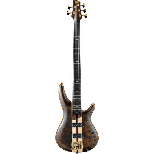Ibanez SR1825 Premium Series 5-String Electric Bass (Natural Low Gloss)