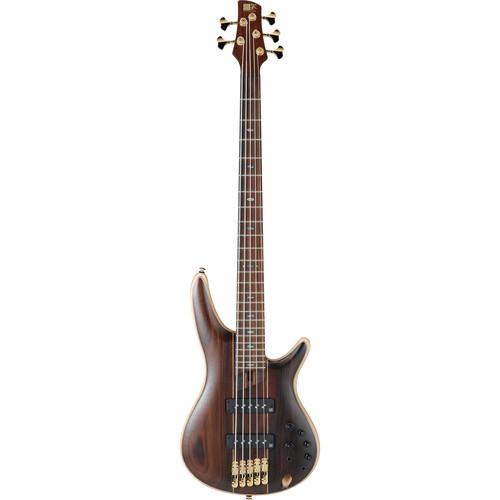 Ibanez SR Premium Series SR1905E 5-String Electric Bass (Natural Low Gloss)