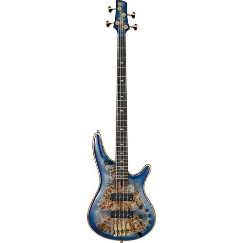 Ibanez SR2600E SR Premium Series Electric Bass (Cerulean Blue Burst)