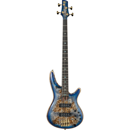 Ibanez SR2600E SR Premium Series Electric Bass (Cerulean Blue Burst)