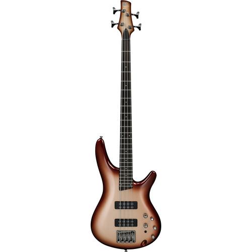 Ibanez SR Standard Series - SR300E - Electric Bass (Charred Champagne Burst)