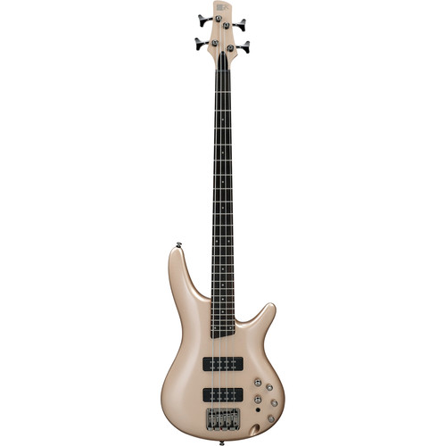 Ibanez SR Standard Series - SR300E - Electric Bass (Champagne Gold)