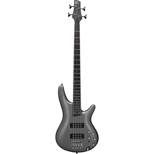Ibanez SR Standard Series - SR300E - Electric Bass (Metallic Gray)