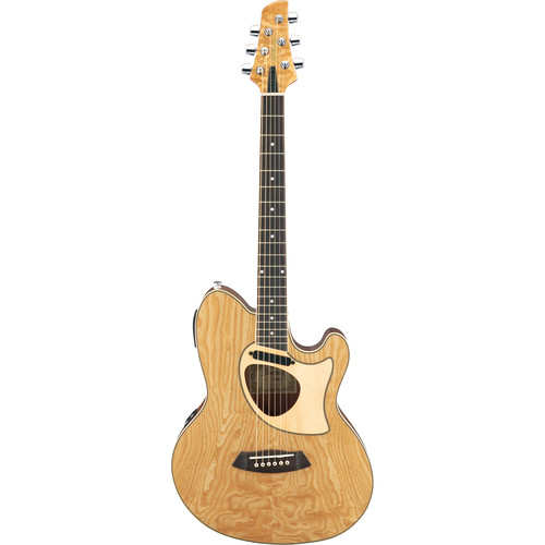 Ibanez TCM50 Talman Acoustic/Electric Guitar (Natural High Gloss)