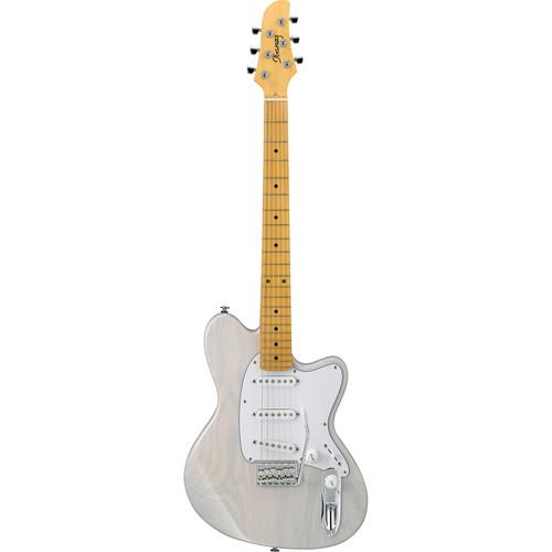 Ibanez TM1730AHM Talman Prestige Series Electric Guitar (Antique White Blonde)