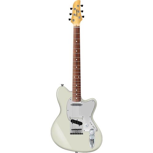Ibanez TM302 Talman Standard Series Electric Guitar (Ivory)