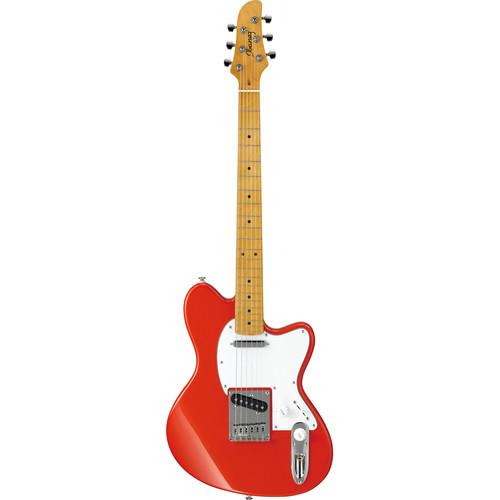 Ibanez TM302M Talman Standard Series Electric Guitar (Antique Red)