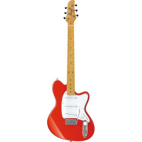 Ibanez TM330M Talman Standard Series Electric Guitar (Antique Red)
