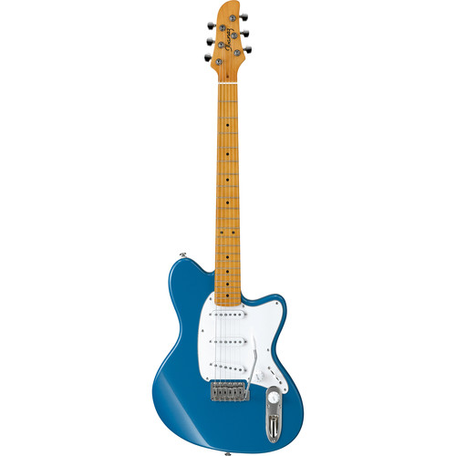 Ibanez TM330M Talman Standard Series Electric Guitar (Bright Metallic Blue)