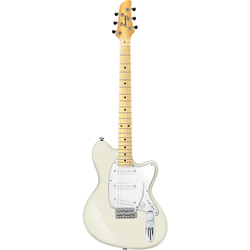Ibanez TM330M Talman Standard Series Electric Guitar (Ivory)