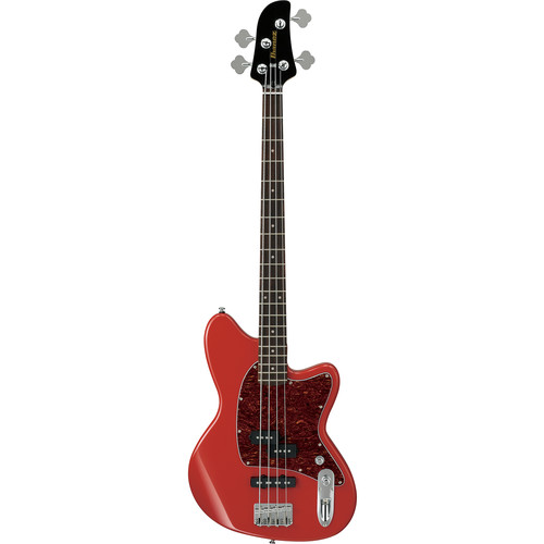 Ibanez Talman Bass Standard Series - TMB100 - Electric Bass (Coral Red)