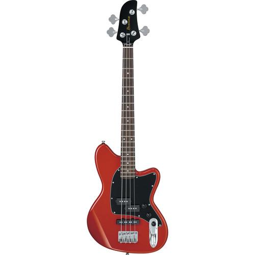 Ibanez TMB30 Talman Bass Standard Series Electric Bass Guitar Starter Kit (Coral Red)