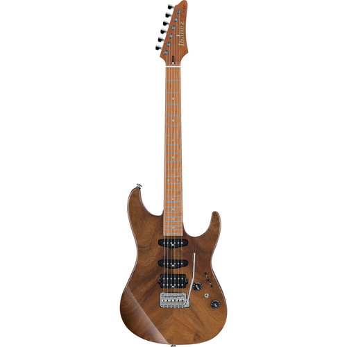 Ibanez TQM1 Tom Quayle Signature Series Electric Guitar (Natural)