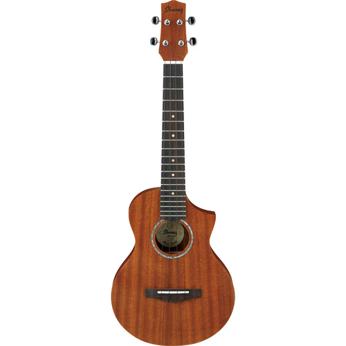 Ibanez UEWT5 Acoustic Tenor Ukulele (Open Pore Natural)