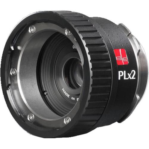 IBE OPTICS PLx2 Focal Length Extender for PL Mount Lenses (2x)