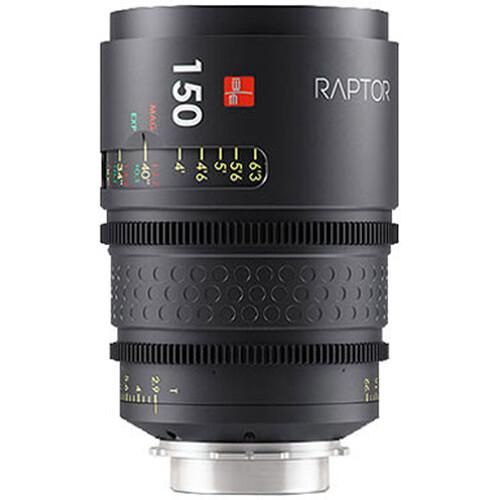 IBE OPTICS Raptor T2.9 150mm Cine Macro Lens - UMS PL Mount