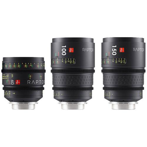 IBE OPTICS Raptor Take 2 Set Lens  Kit Without 180mm Lens