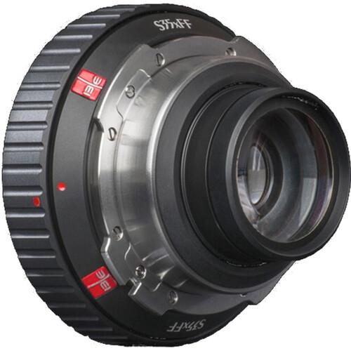 IBE OPTICS S35XFF Full-Frame 1.6x PL Mount Expander for S35 Cine Lenses