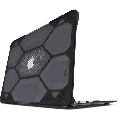 "iBenzer Hexpact MacBook Air 13"" Case (Black)"