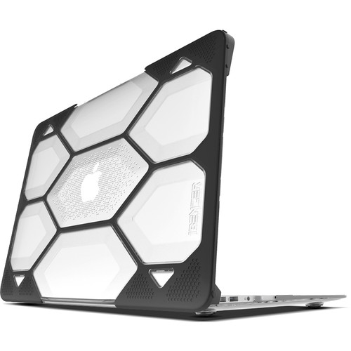 """iBenzer Hexpact Protective Case for Apple MacBook Air 13"""" (Clear)"""