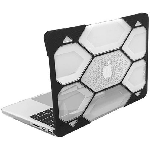 iBenzer Hexpact Protective Case for Apple MacBook Pro 13-Inch 13 With Retina Display A1425/1502 (Clear)