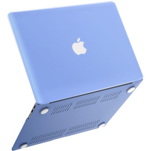 """iBenzer Neon Party MacBook Air 11"""" Case (Serenity Blue)"""