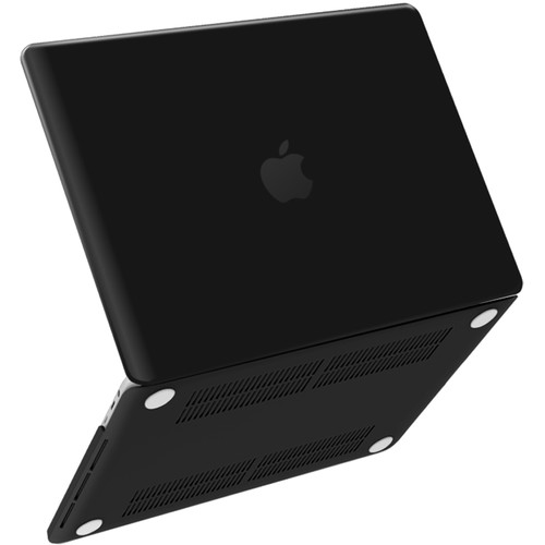 """iBenzer Neon Party MacBook Pro 13"""" Touch Bar & Non-Touch Bar Case (Black)"""