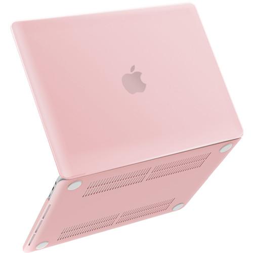 "iBenzer Neon Party MacBook Pro 13"" Touch Bar & Non-Touch Bar Case (Rose Quartz)"