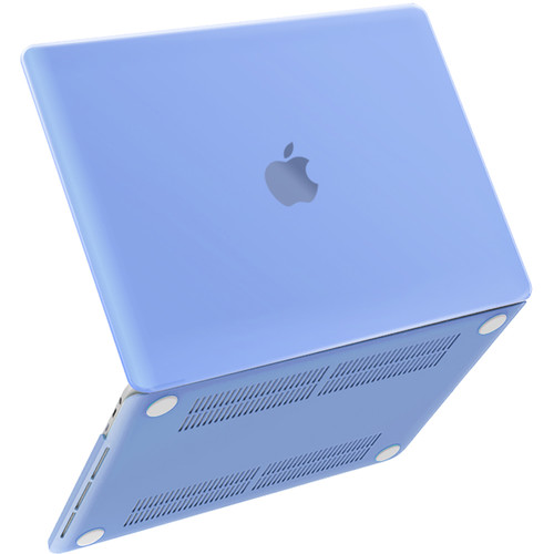 "iBenzer Neon Party MacBook Pro 13"" Touch Bar & Non-Touch Bar Case (Serenity Blue)"