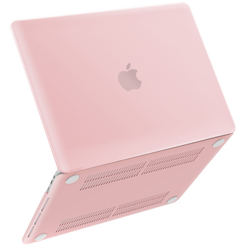 "iBenzer Neon Party MacBook Pro 15"" Case (Rose Quartz)"
