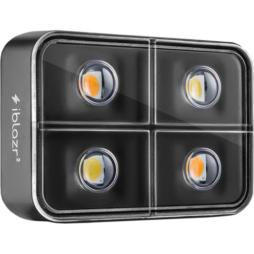 iblazr iblazr 2 LED Flash for Smartphones and Tablets (Black)