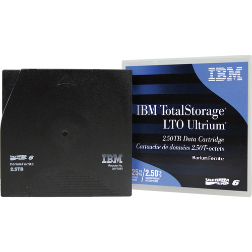 IBM LTO Ultrium 6 Data Cartridge