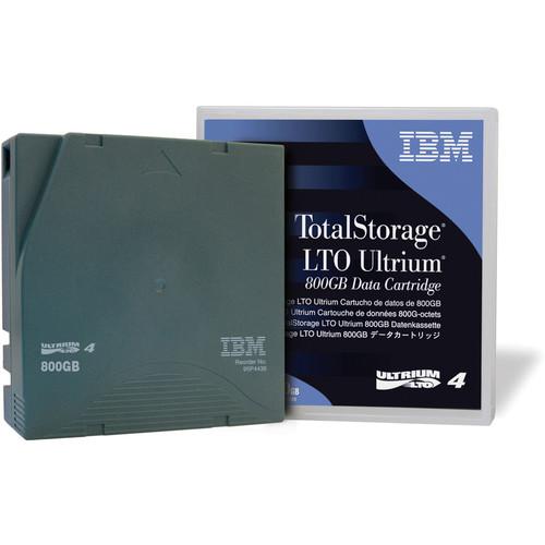 IBM 95P4436 LTO Ultrium 4 Tape Cartridge (800GB/1.6TB)