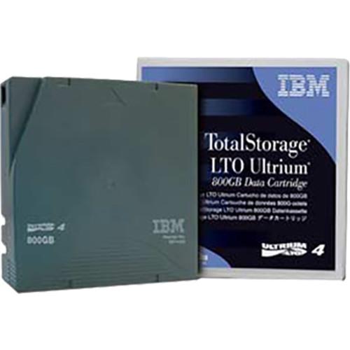 IBM LTO Ultrium 4 Data Cartridge with Label (800/1600GB)