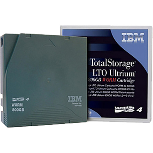 IBM LTO Ultrium 4 WORM Data Cartridge (800/1600GB)
