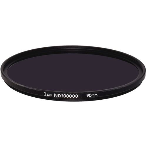 Ice 95mm ND100000 Solid Neutral Density 5.0 Filter (16.5-Stop)