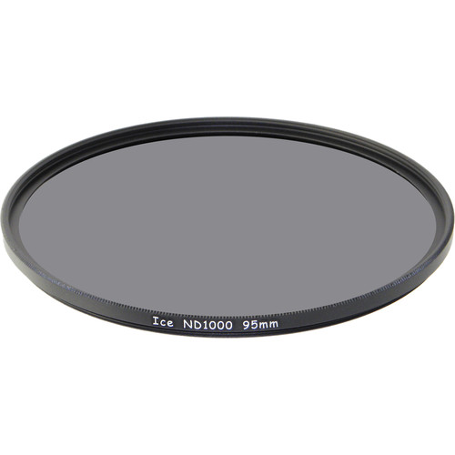 Ice 95mm ND1000 Solid Neutral Density 3.0 Filter (10-Stop)
