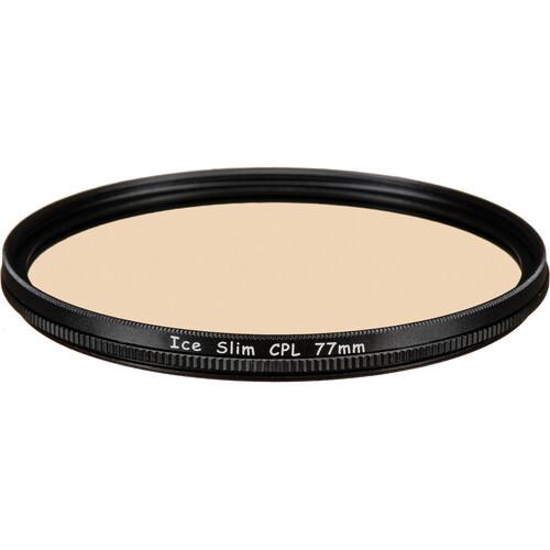 Ice 77mm Slim Circular Polarizer Filter