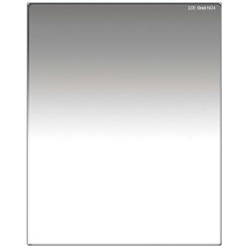 "Ice 150x190mm/6x7.48"" Grad ND4 Filter"
