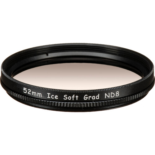 Ice 52mm Graduated ND8/0.9 Filter