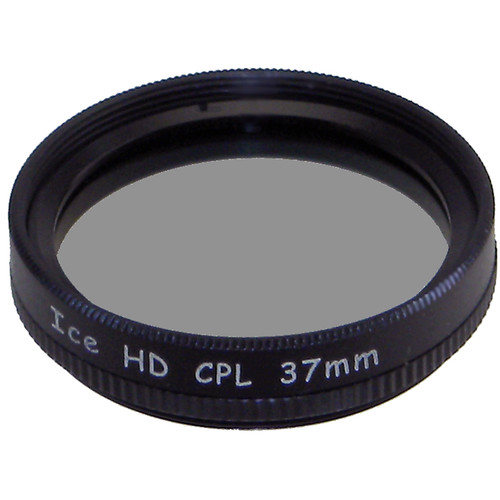 Ice 37mm Circular Polarizer Filter