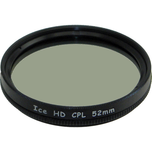 Ice 52mm Circular Polarizer Filter