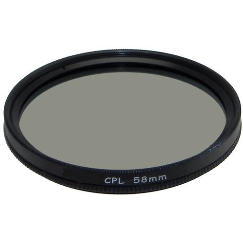 Ice 58mm Circular Polarizer Filter